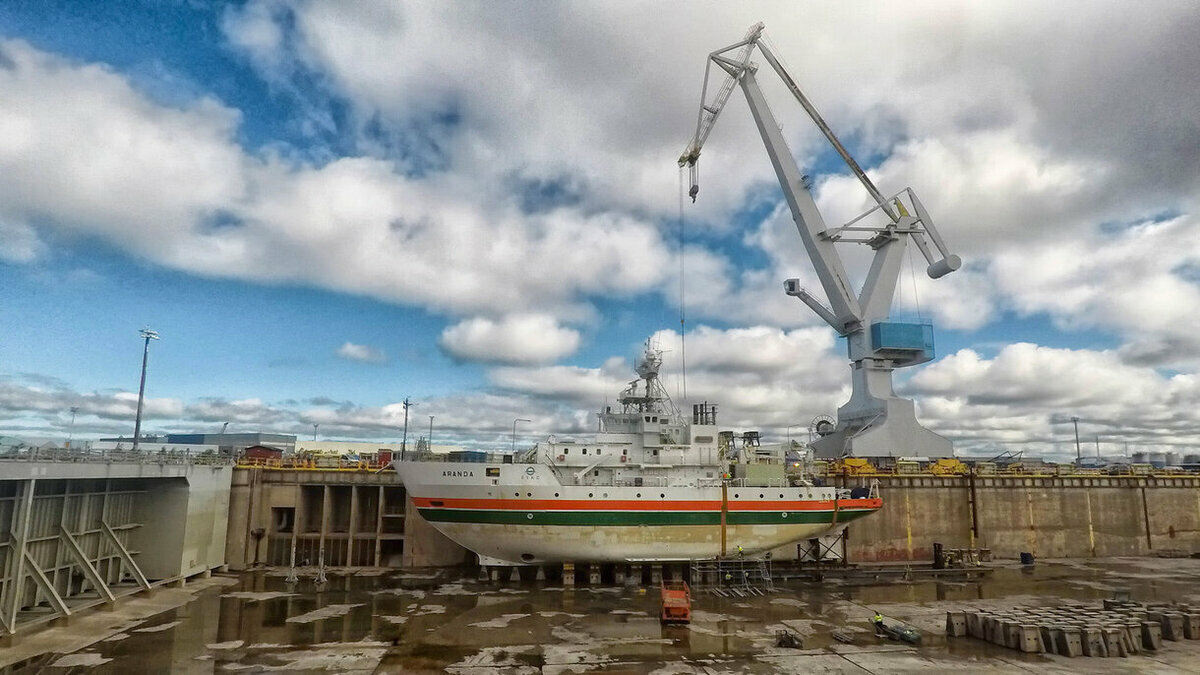 Rauma joins Finnish university in research project to cut shipping emissions