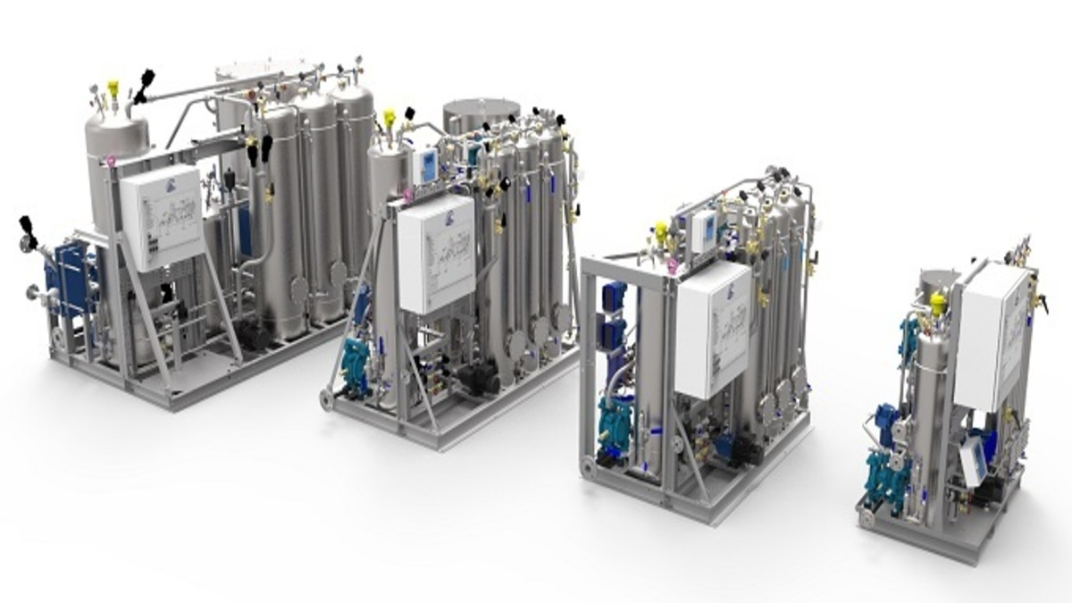 Combined EGR and bilge separator reduces capex and opex