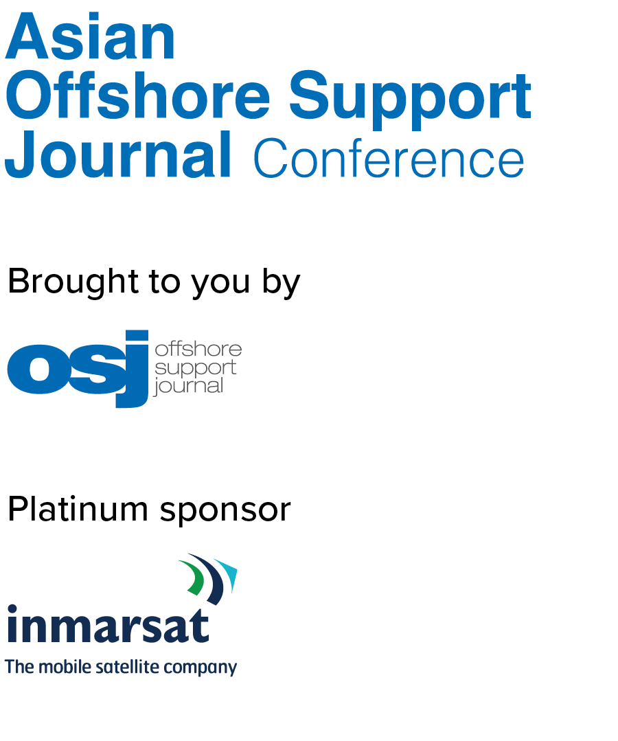 Offshore Support Journal Conference, Asia 2019