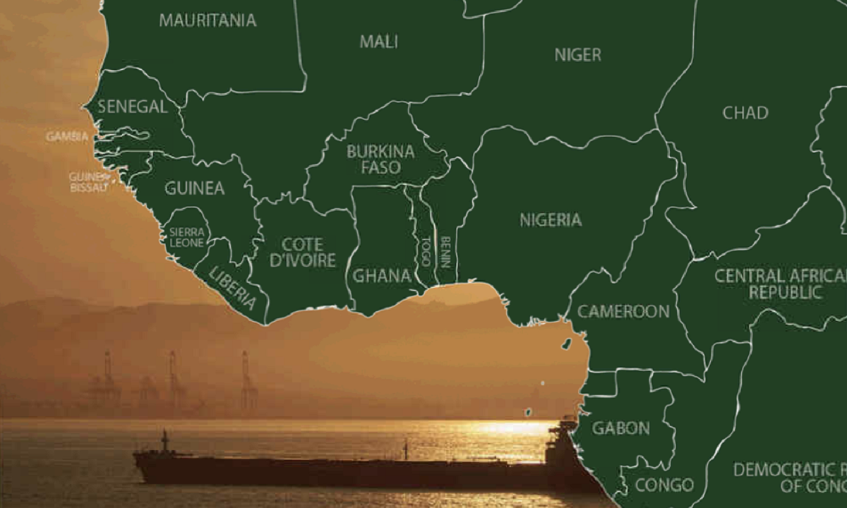 Best practice manual for tankers entering high-risk West African waters