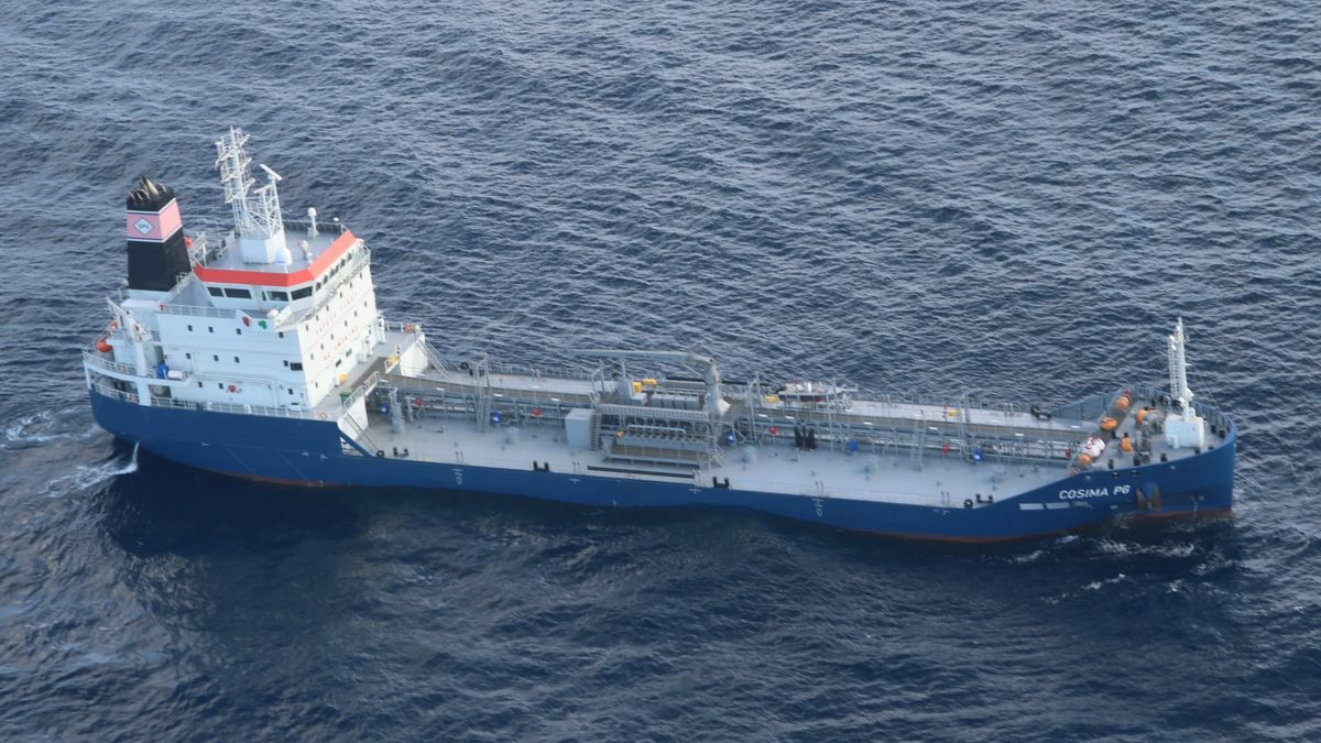 Cosima PG, the latest delivery from RMK Marine in Turkey for Pritchard Gordon Tankers Ltd