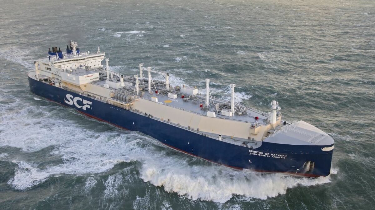 Why 90% of the world's LNG fleet have Air Products N2 generators onboard