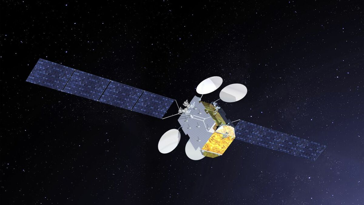 Eutelsat is investing in three satellites to 2022
