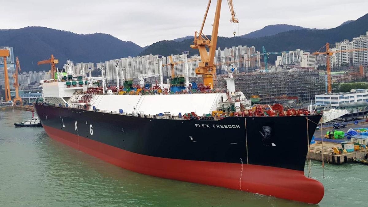 Fredricksen-controlled company raises stake in LNG shipowner