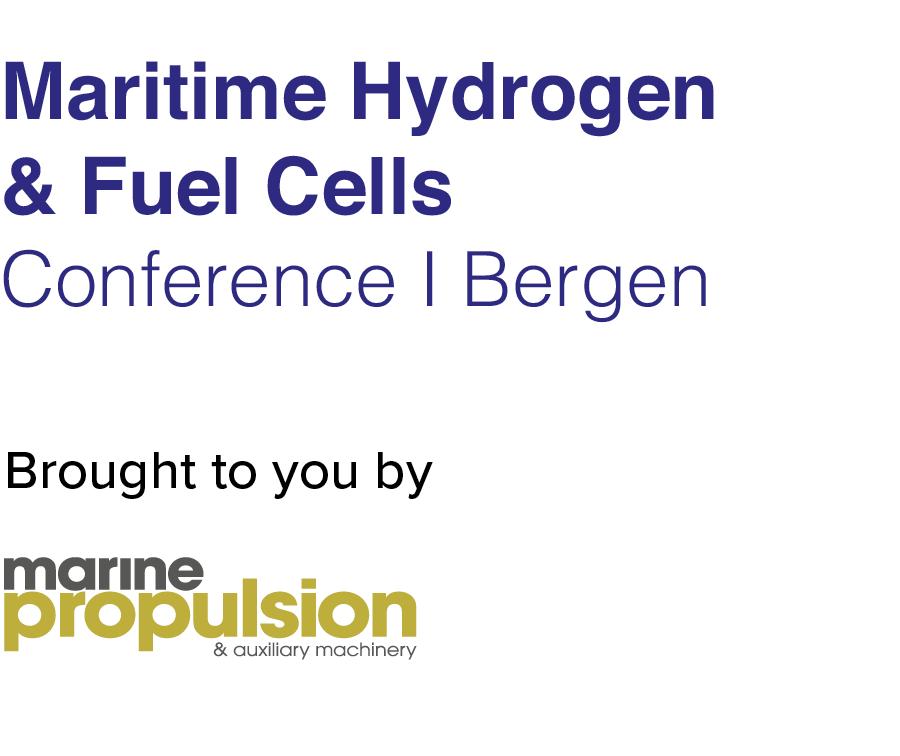 Maritime Hydrogen & Fuel Cells Conference Bergen