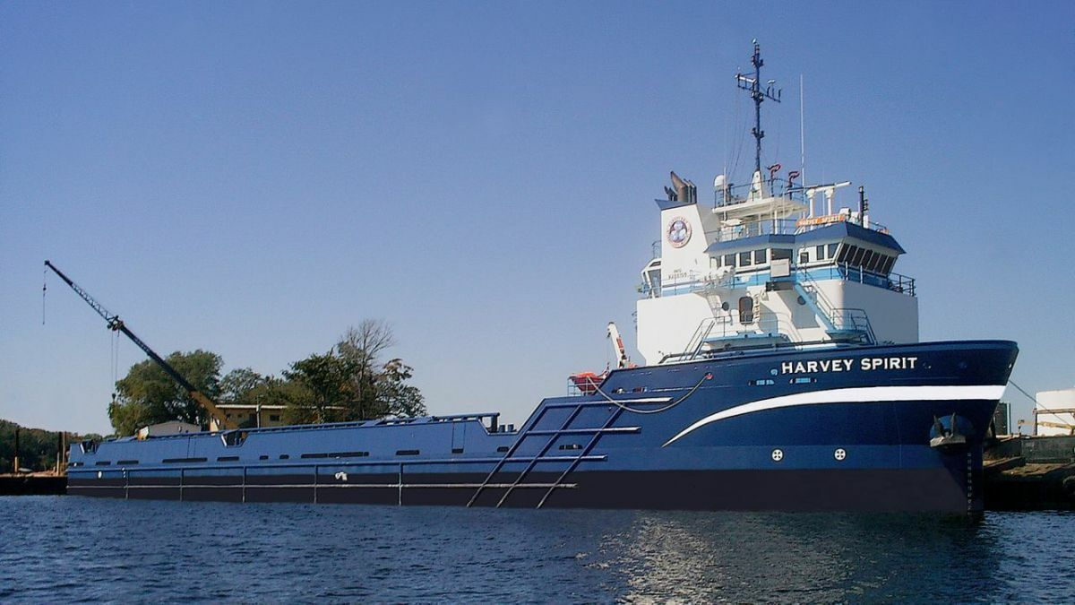 A lack of space on PSVs like Harvey Spirit is a challenge for BWMS retrofit installations