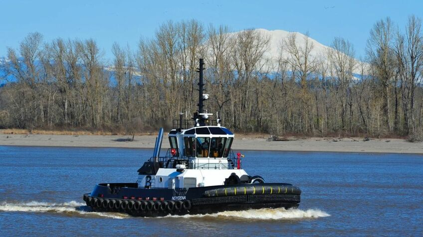 Crowley charters new tug for US ship escorting