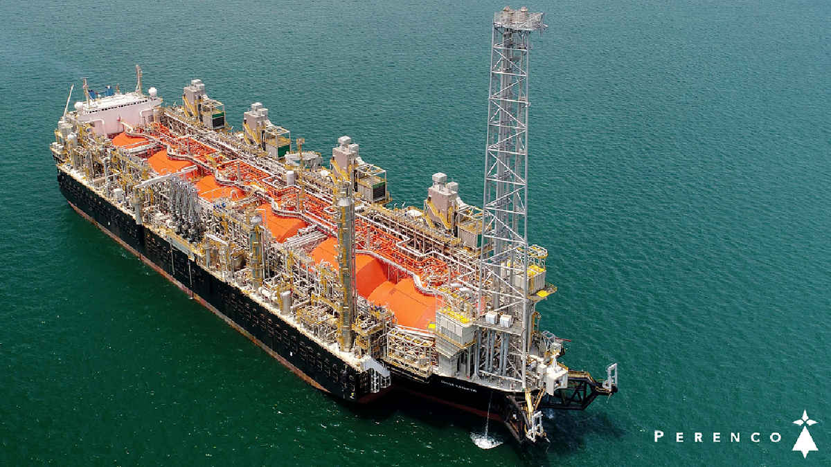 Reliability is key: FLNG Hilli Episeyo will be on station offshore Africa for at least eight years