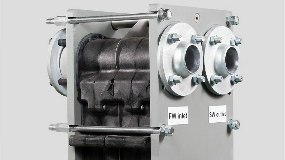 Energy-saving heat exchangers reduce downtime by months