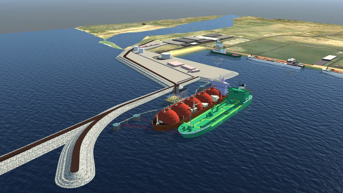 How India's newest LNG import terminal is cutting onshore capex