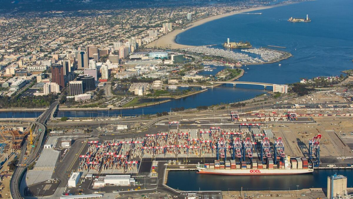 Port of Long Beach expects to see Q1 volumes impacted by Covid-19 (image: POLB)