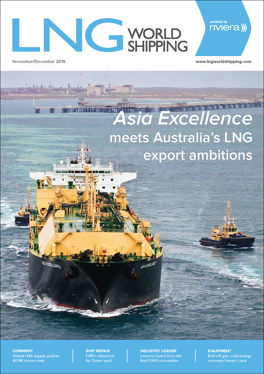 LNG World Shipping November/ December 2019