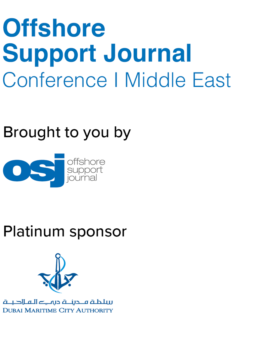 Offshore Support Journal Conference, Middle East 2019