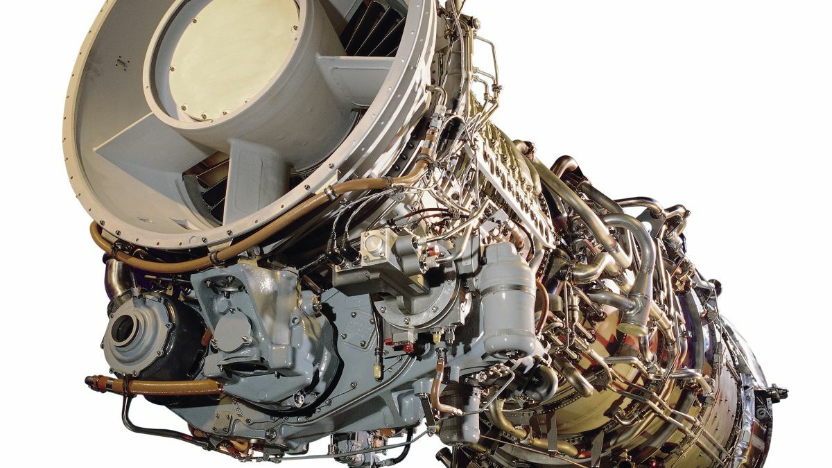 Gas turbines – a viable alternative to piston engines?