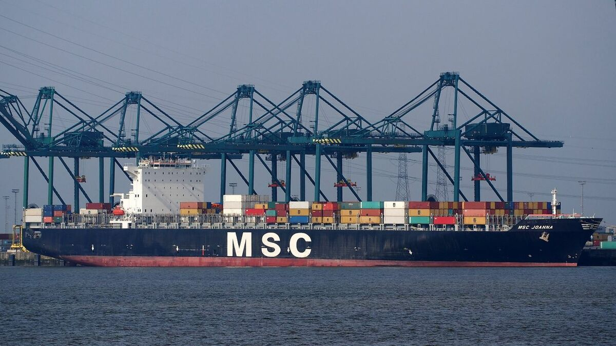"""MSC: """"All vessels requiring compliant fuel were supplied in advance of the implementation date"""""""