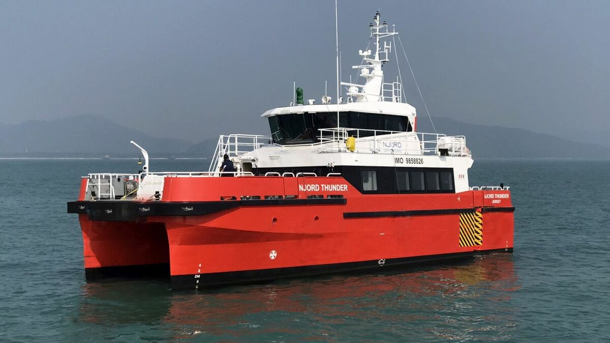 Hong Kong-headquartered shipbuilder sees growing demand for CTV expertise