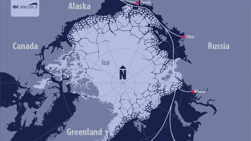 Communications boosted for Arctic shipping