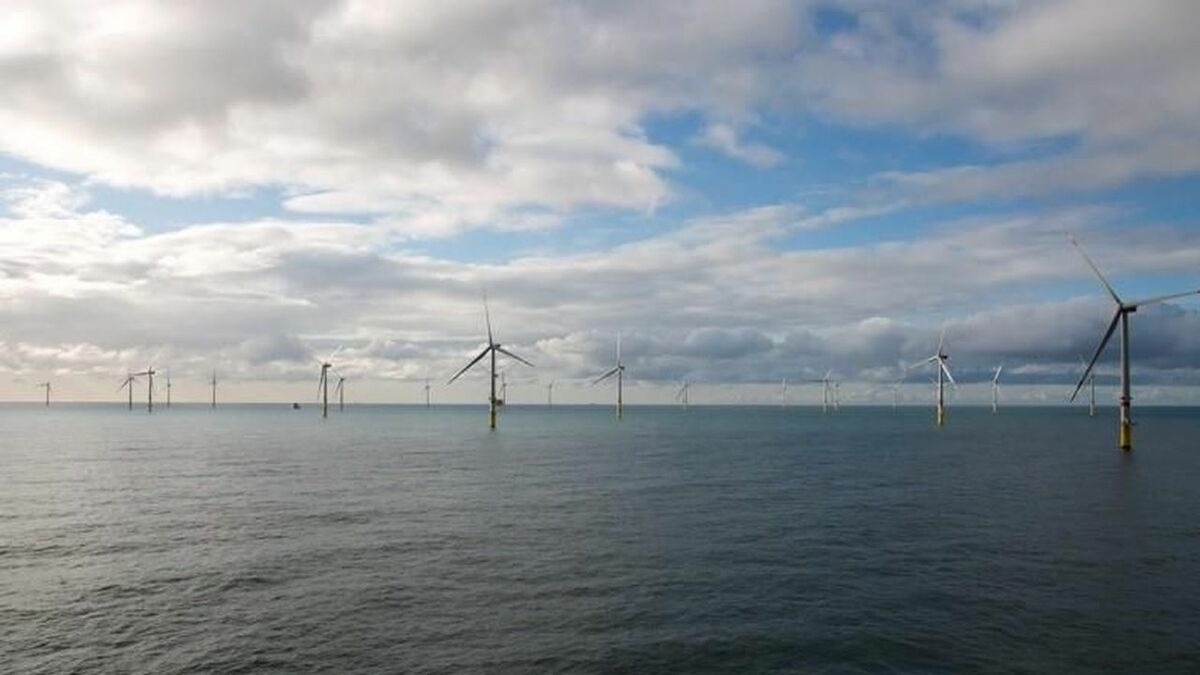 Deutshce Bucht is the third Northland-owned offshore windfarm to be completed