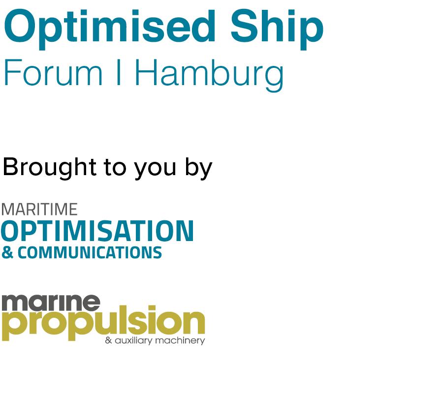 Optimised Ship Forum, Hamburg
