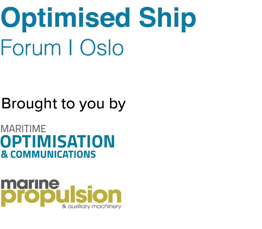Optimised Ship Forum, Oslo