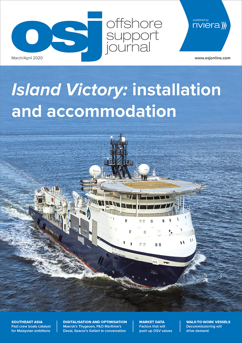 Offshore Support Journal March/April 2020