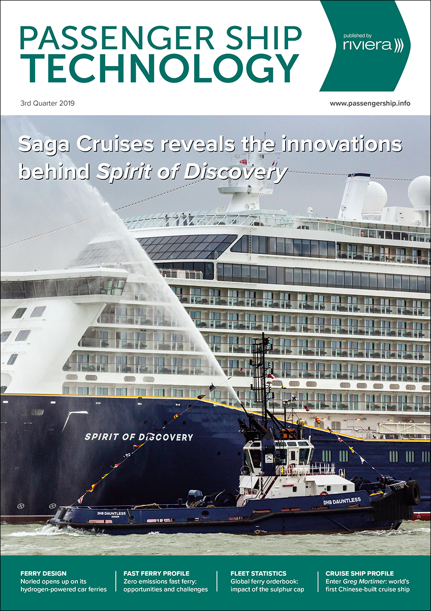 Passenger Ship Technology 3rd Quarter 2019