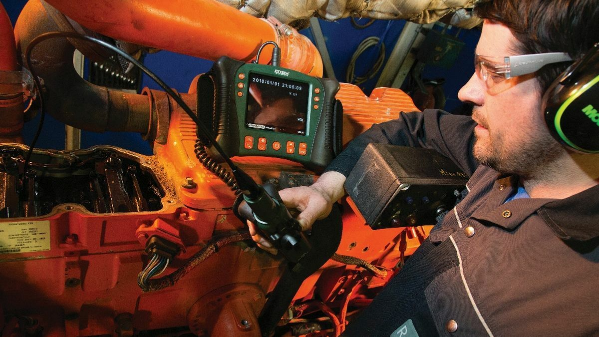 Independent service provider engineers are trained to OEM standards