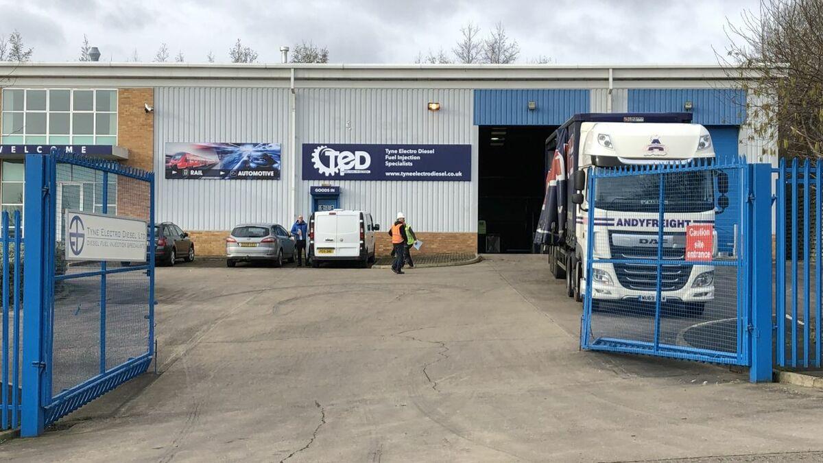 Tyne Electro Diesel Ltd (TED) has moved its workshop to new premises