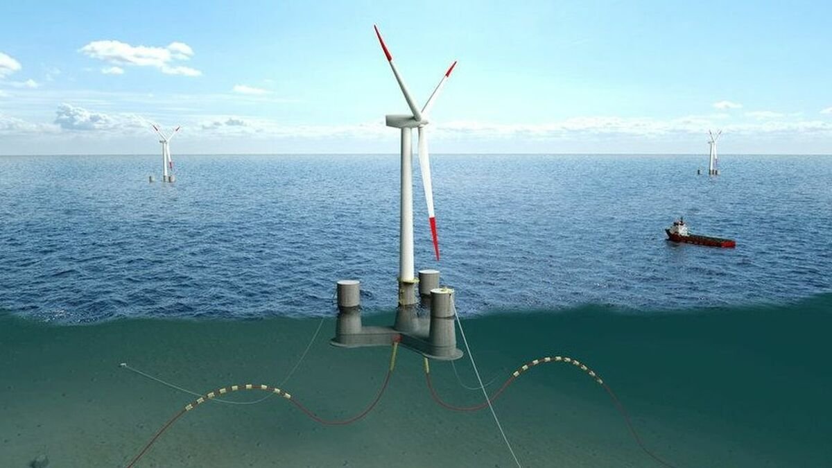 Iberdrola to build Norwegian floating wind project, planning one in Spain