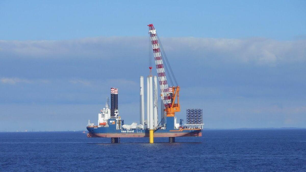 Van Oord sees 'substantial opportunities' in offshore wind despite challenges elsewhere