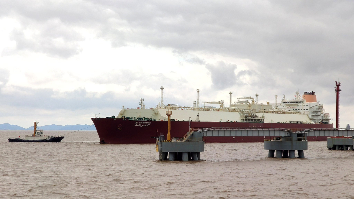 Private Chinese LNG terminal gets first Q-Flex cargo