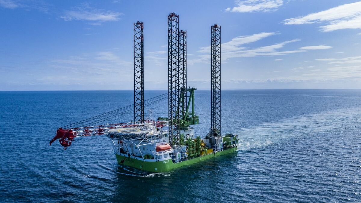 Coronavirus: DEME hires dedicated accommodation vessel for quarantine and crew change