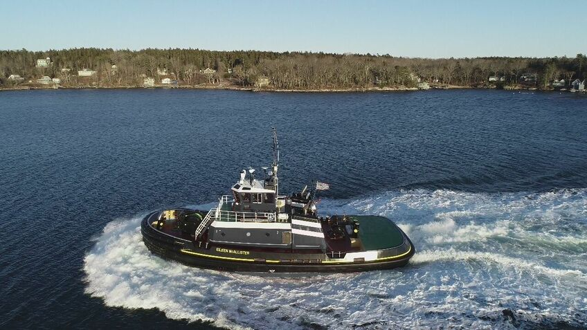 US$278M fleet acquisition and new port tug delivery