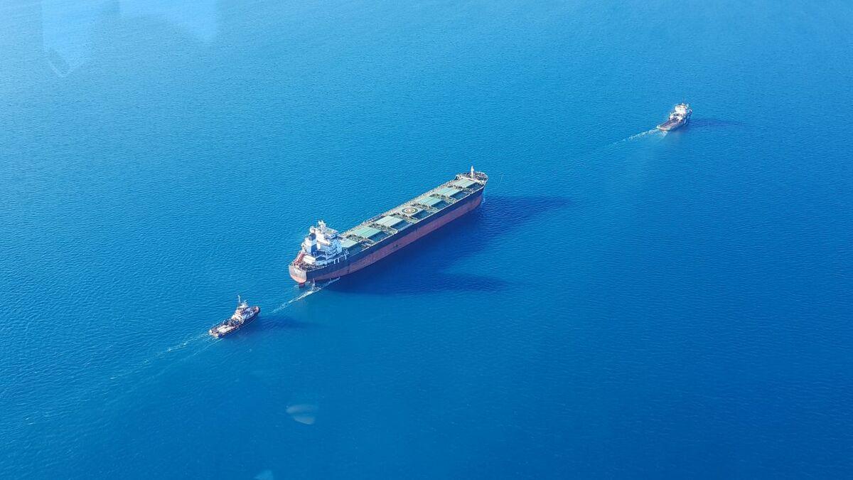 Pacific Tug plansmarine base development