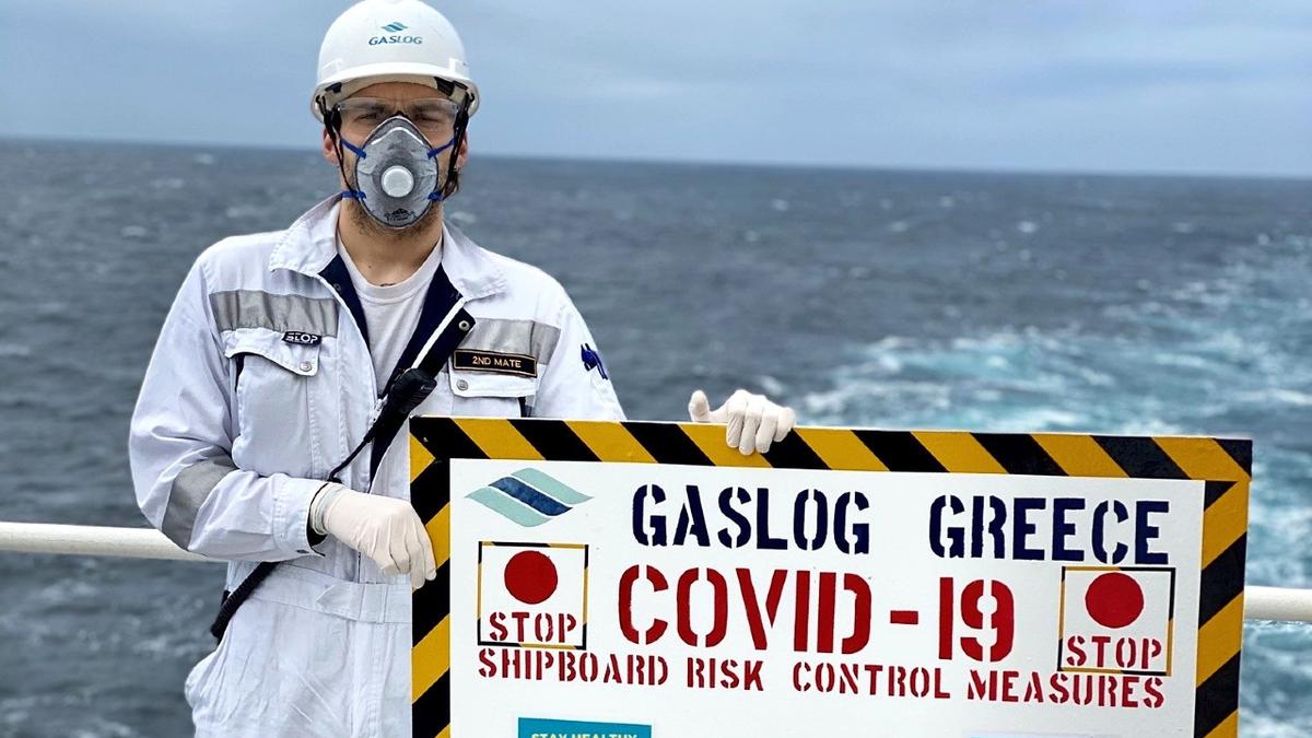GasLog accelerates drydocking schedule amid Covid-19 slowdown