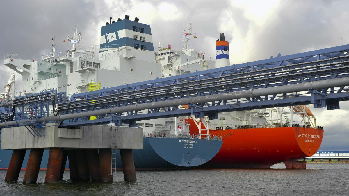 Small-scale LNG demand grows in Baltic states