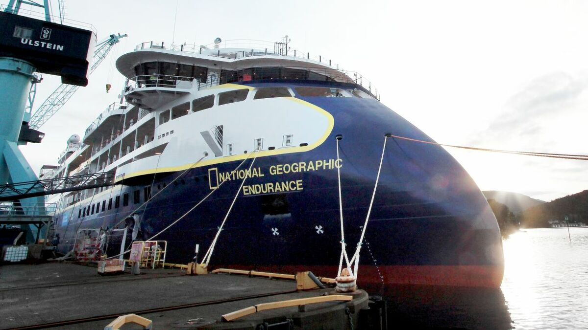 Lindblad Expeditions' new ship: polar navigation and 'exceptional comfort'