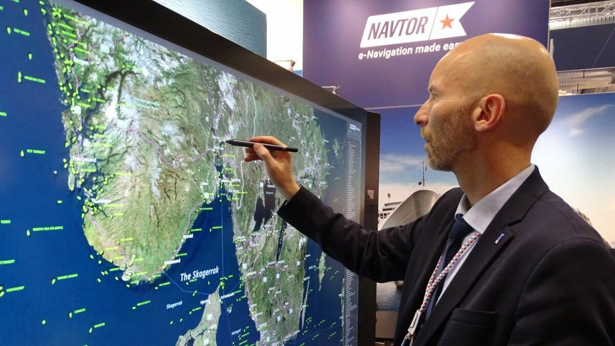 It PAYS to think differently with Electronic Navigational Charts