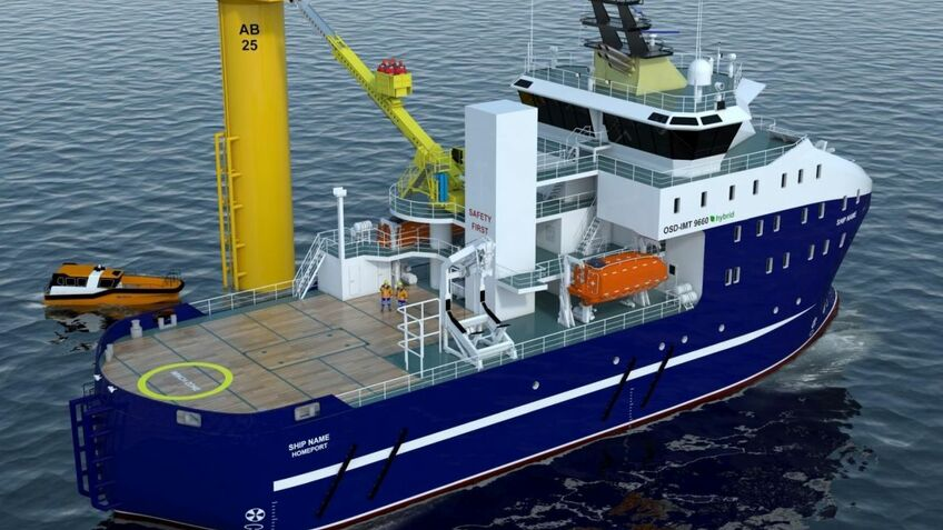 OSD-IMT's new SOV provides a base for 60 windfarm technicians
