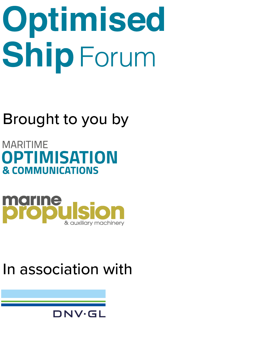 Optimised Ship Forum Hamburg 2019