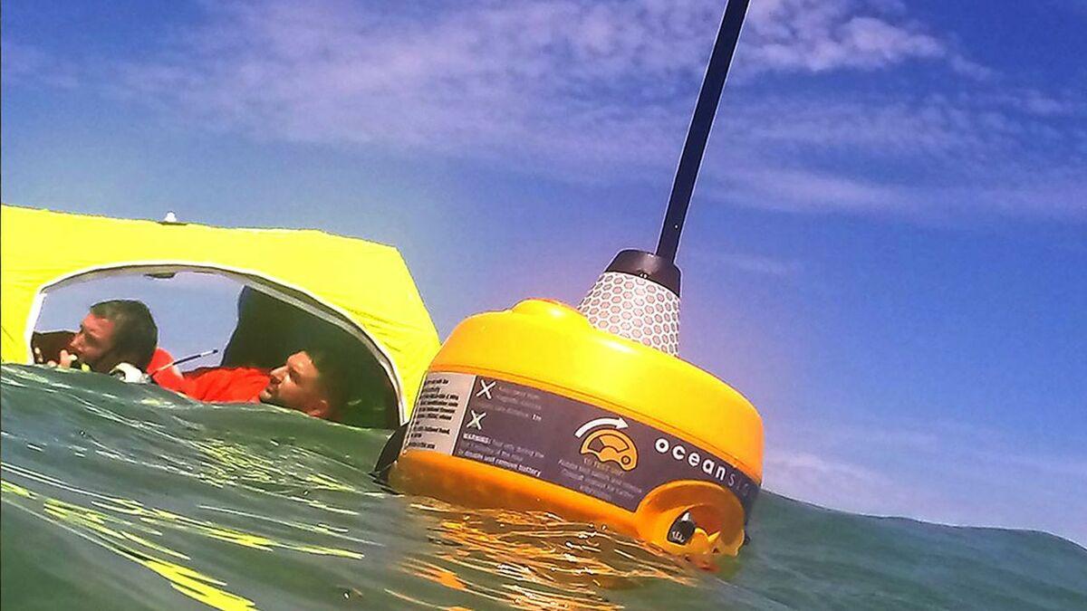 Ocean Signal EPIRB activates in an emergency alerting SAR organisations