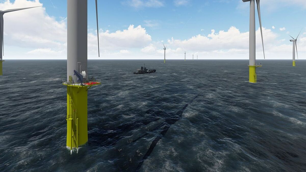 Ramboll to design foundations for Japanese offshore windfarm