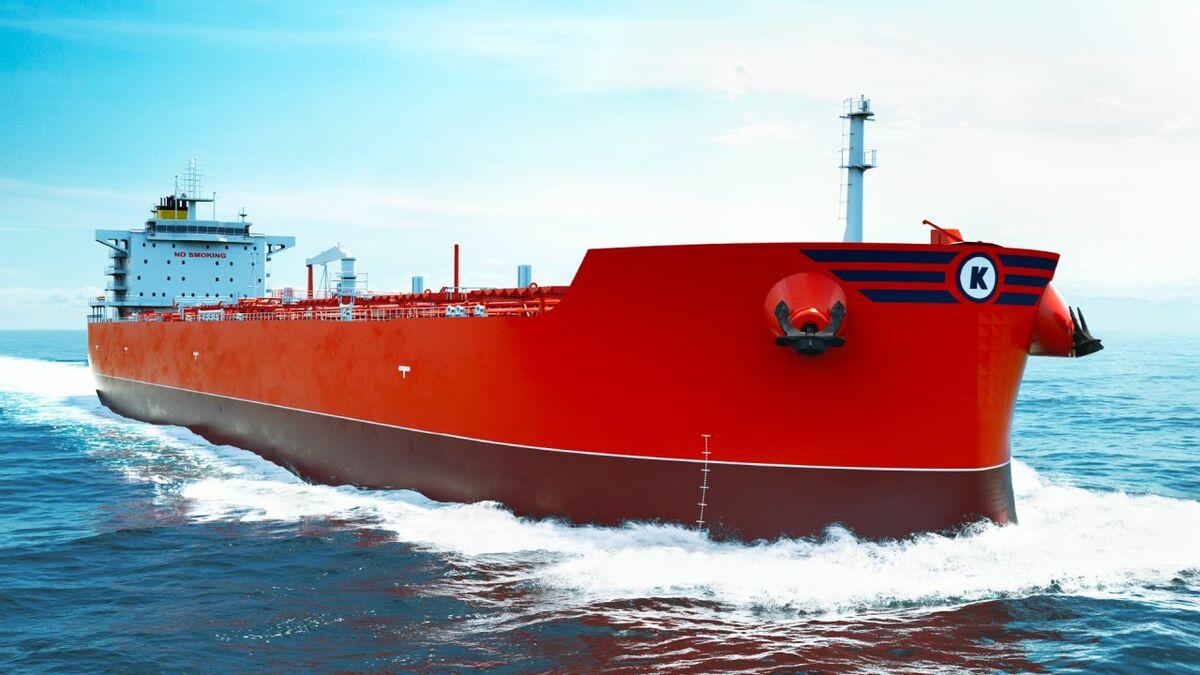 Torvald Klaveness is installing digitalisation technology on its fleet