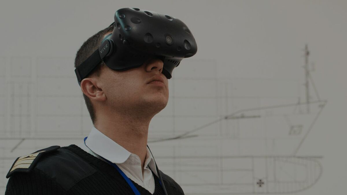 Searching for deals: virtual reality training is developed for seafarers