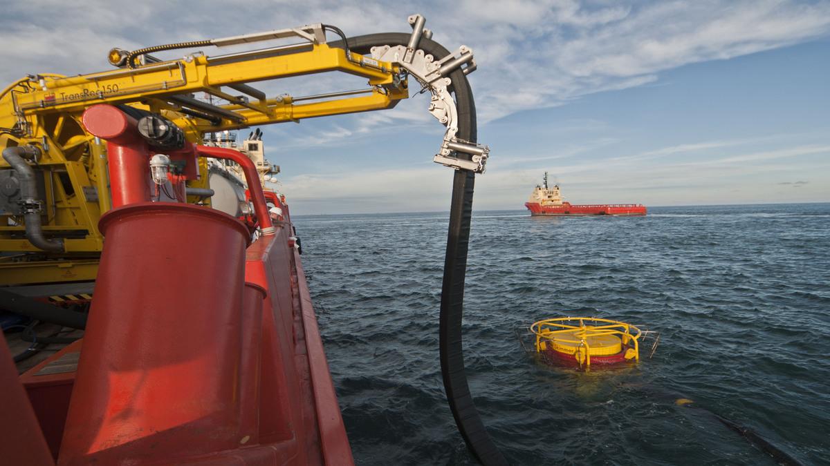 Framo releases customisable oil skimmer