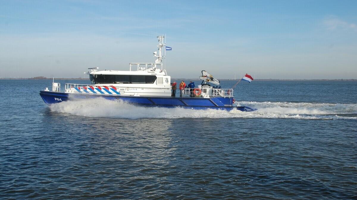 Stan Patrol 2005 with a hull vane (Credit: Van Oossanen)
