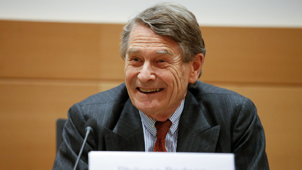 Long-time chairman of Exmar, Baron Philippe Bodson served as a Belgian senator for four years (image: Tractebel)