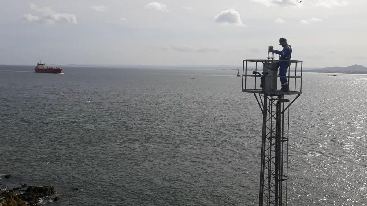 Briggs Marine will deploy telemetry on Forth Ports' navigation aids