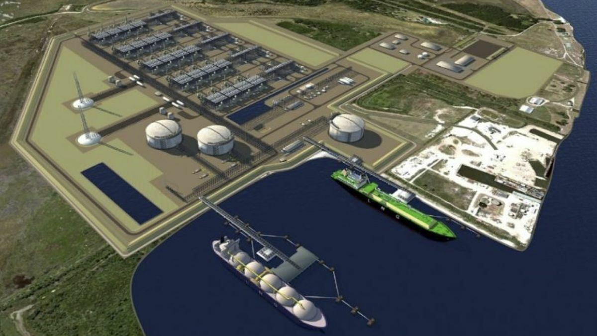FID for Tellurian's Driftwood LNG in Louisiana has been pushed back to 2023