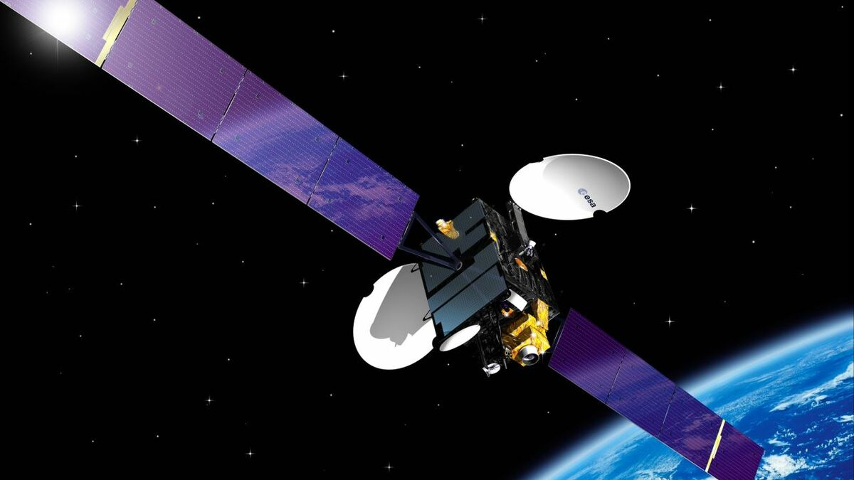 ESA satellites provide GNSS and AIS vessel tracking services